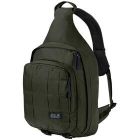 Jack Wolfskin TRT 10 Sling Bag, pinewood